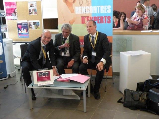 Partenariat avec ECE